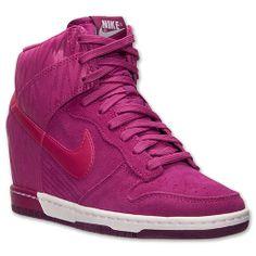 Women s Nike Dunk Sky High Print Casual Shoes b5d0f0660