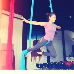 danza aerea eri -pajarito