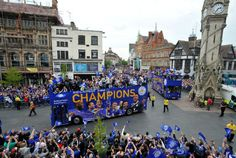 Everything you need to know about Leicester City's victory parade