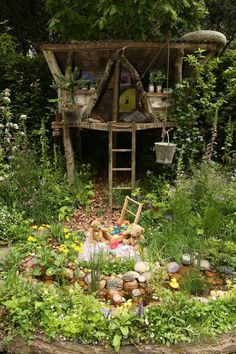 NSPCC Garden at Chelsea