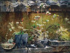 Zhang MingQi / China / painting / watercolor / 張明棋