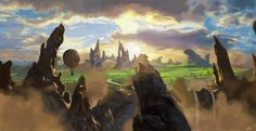 landscape_from_oz_the_great_and_powerful_by_dreamyartistroxy3-d5ycg2x.jpg (4905×2531)