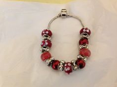 Make this bead bracelet