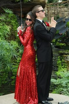 My senior Prom! JAMES BOND themed. Sexy and seductive YET CLASSY!