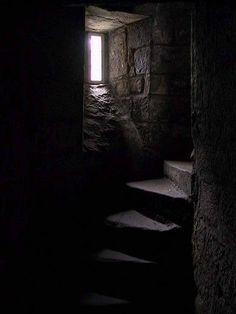 Scotstarvit Tower stairs