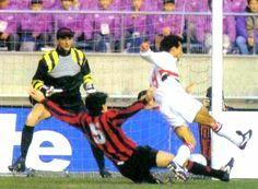 World Champion 1993 - Palhinha Goal  São Paulo FC 3 x Milan 2