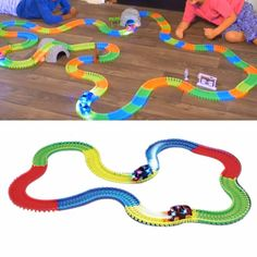 Résultats de recherche d'images pour « Magic track car slot toy racing car with one car »