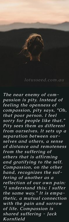 Jack Kornfield quote by lotusseed.com.au