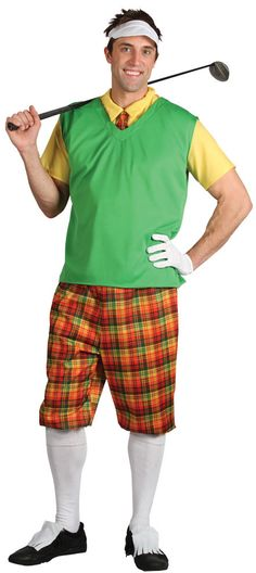 Look Smart at a Game of Pub Golf in this Tongue in Cheek Sporting Men's Funny…