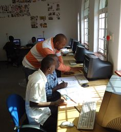 Did you know that: Only 28.4% of the South African population completed Matric/Grade 12 in 2011, while 8.6% have not had any schooling at all? GetOn Skills Development Centre is a job creation centre that uplifts the skills of hundreds of disadvantaged and unemployed people per year in the Pretoria West area. Through skill specific training we strive to develop graduates economically, socially and emotionally in order for them to become self-supportive and financially independent.