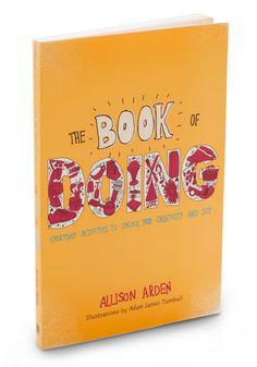 The Book of Doing   Mod Retro Vintage Books   ModCloth.com