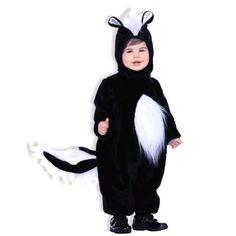Skunk Child Costume - Small - Kids Costumes