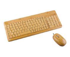 Bamboo Keyboard + Mouse -