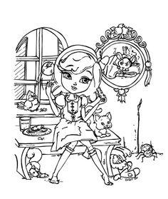 Snow White by JadeDragonne on DeviantArt