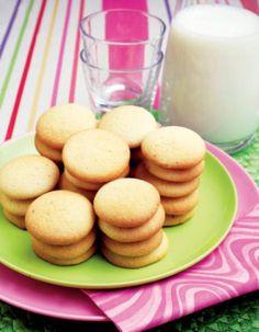 Hanna-tädin kakut. Simple but delicious cookies from childhood memories.