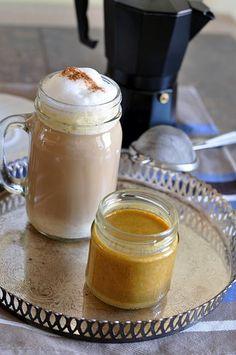 Syrop dyniowy do kawy #thermomix