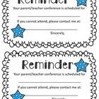 Parent teacher conferences, Teacher conferences and Parents on ...
