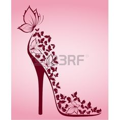 silhouette chaussure 4