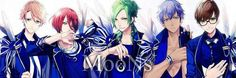 B-Project: Kodou Ambitious - mooNs