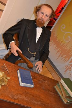 Madame Tussauds - London Charles Dickens