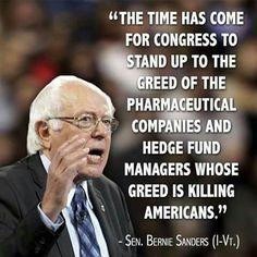 Bernie!!