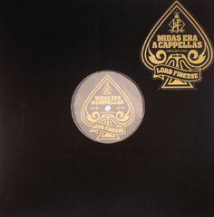 Lord Finesse - Midas Era A Cappellas (Slice Of Spice) #vinyl #records #vinylrecords #dj #music #HipHop