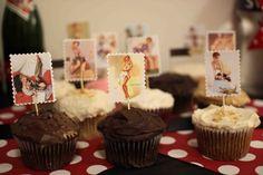 Pin Up Cupcakes :)