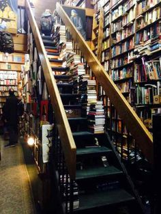 The Rise of Used Bookstores in NYC | The Reading Room