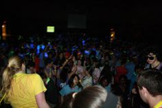 Get excited for the rave!