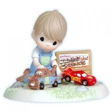 Disney Precious Moments Cars