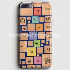 Collage Matilda iPhone 7 Plus Case | casefantasy