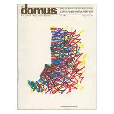 Cover design: October issue No. 764, A design profile. | Alan Fletcher