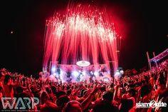 Warp Music Festival 2015 - Pattaya