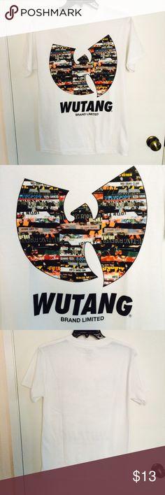 WUTANG Tee Men's Small, 100% cotton, and comfy fit. Never worn Wutang Shirts Tees - Short Sleeve