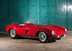 1955 Ferrari 750 Monza Spyder
