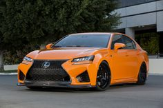 Lexus Unleashes a Modified GS F and RC F for SEMA