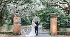 Tara + Brad: Legare Waring House | Explore Charleston Blog