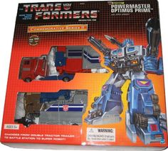 Transformers G1 Commemorative Series II Powermaster Optimus Prime with Apex Armor Reissue Figure -- You can get more details by clicking on the image.Note:It is affiliate link to Amazon.