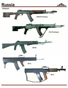СССР / Россия: Abakan Test Rifle Series - ACM, ... http://riflescopescenter.com/rifle-scope-reviews/