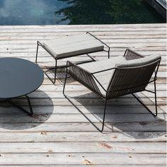 OASIQ Sandur Lounge Chair with Cushion | AllModern
