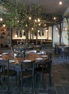 Restaurant Little V Rotterdam_MASA architects (Hiroki MAtsuura + René SAngers)_© Bill de Klimpe-13