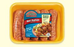 hot italian sausage | Hot Italian Sausage | Villa Roma Sausage Company