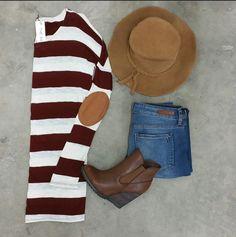 My World Striped Tunic