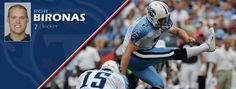 Tennessee Titans: Rob Bironas is one of the top ten kickers in NFL history!! Woo-hoo!!! You go Rob!