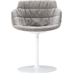mdf italia flow chair - x2 for office