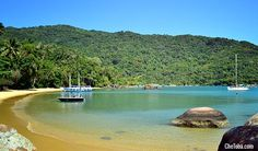 Playa de Pouso, Ilha Grande