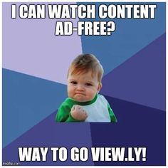 oViewly doesn't serve ads. Viewly aims to be ad free, removing incentives to track users and manipulate attention. Instead, meaningful engagement and community building between creators and fans is facilitated.