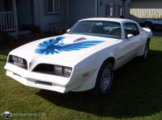 1977 Pontiac Firebird Trans AM. The first car I ever bought. Brand new. $6000.00. Mine had a red and black bird though