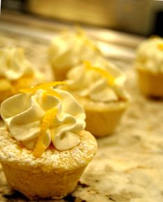 The Practical Pâtissier: Sugar Cookie Lemon Tart