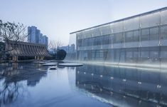 Sunac Chongqing One Central Mansion Sales Pavilion | aoe; Photo: Ligang Huang | Archinect